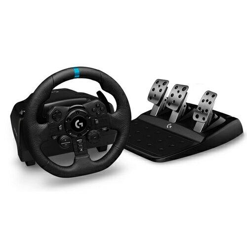 羅技 賽車模擬方向盤 搖桿 / 組 G923
