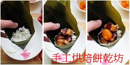 南部傳統肉粽【葷、素】 3