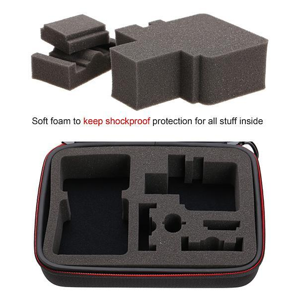 Waterproof Camera Accessory Shockproof Case for GoPro Hero Camera 4