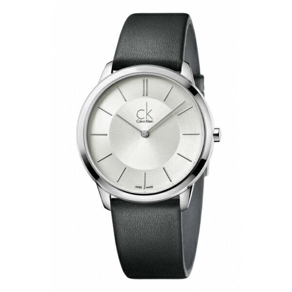 CK MINIMAL(K3M211C6)新簡約時尚腕錶/白面40mm
