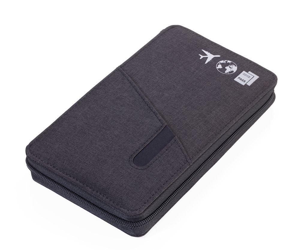 TROIKA RFID NFC 屏障護照3C旅行夾