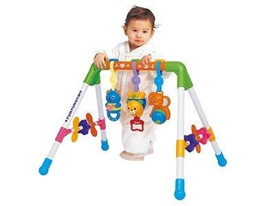 『121婦嬰用品館』樂雅 - 四腳健力架 2