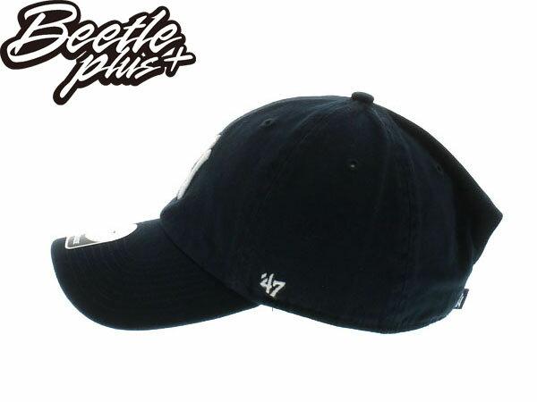 BEETLE 47 BRAND 老帽 紐約 洋基 NEW YORK YANKEES DAD HAT 大聯盟 MLB 深藍白 MN-367 1