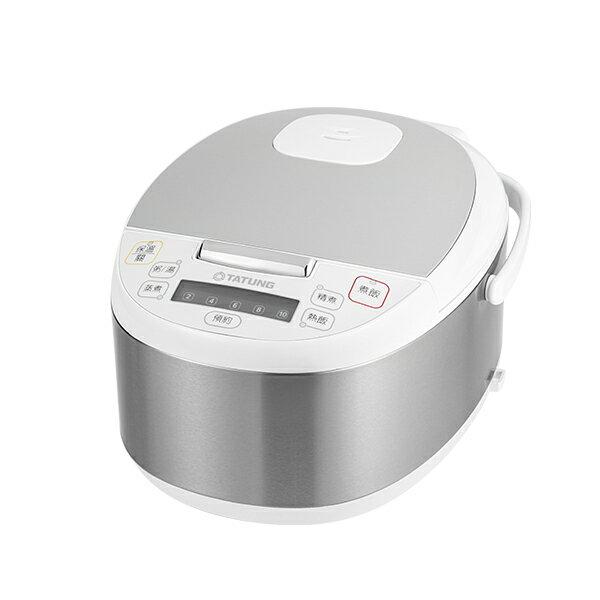 【森活館】TATUNG大同 六人份微電腦電子鍋 (TRC-06REC)|電子鍋 大同