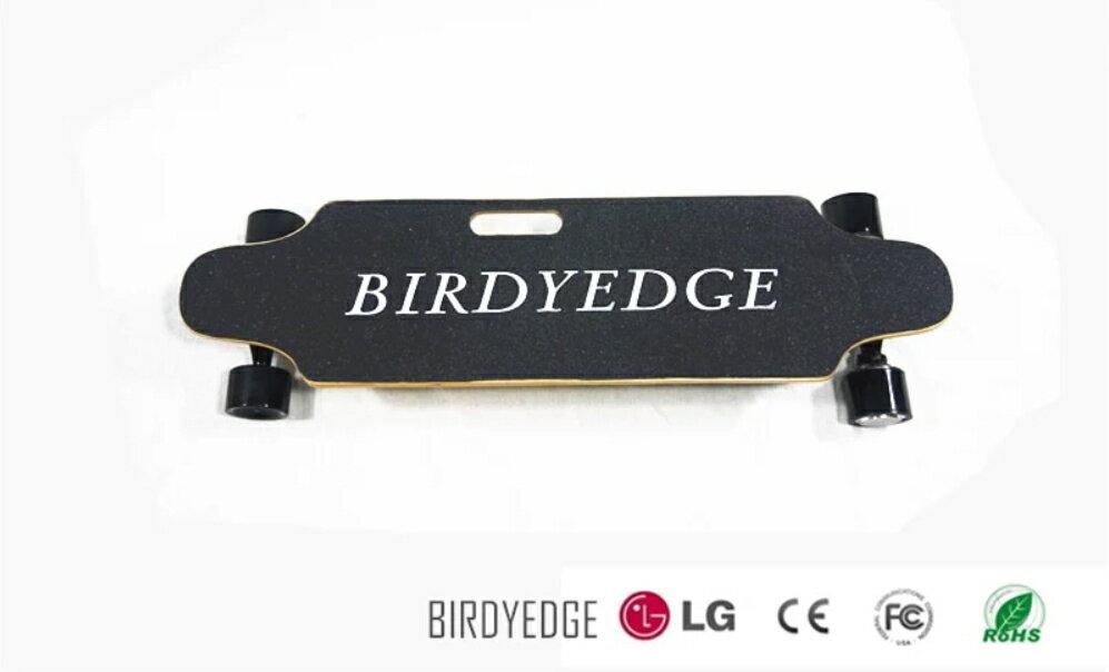 BIRDYEDGE 電動滑板 黑色PLUS公路版 街頭滑板【迪特軍】