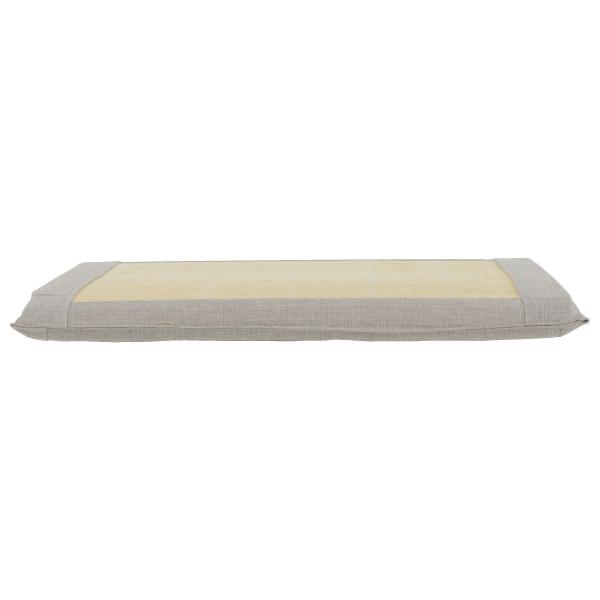 竹製方形小坐墊 TYLER Q 19 NITORI宜得利家居 5