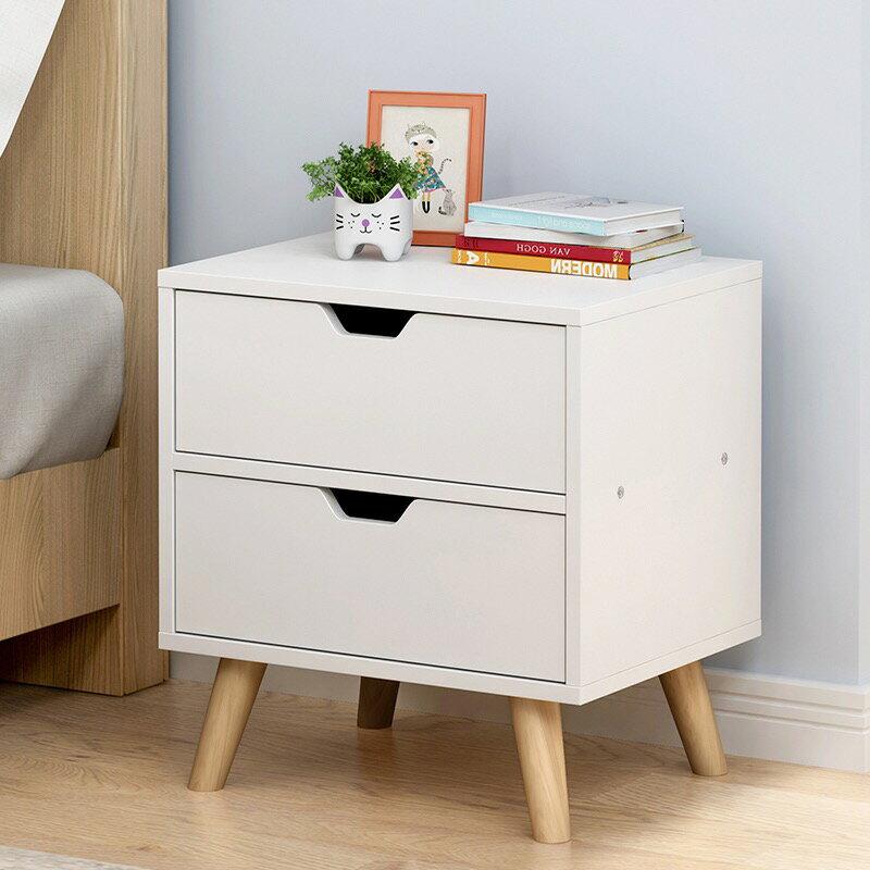 !新生活家具!《歐尼爾》白色 DIY 二斗櫃 三斗櫃 玄關櫃 功能櫃 置物櫃 收纳櫃 床頭櫃 斗櫃 美式 古典