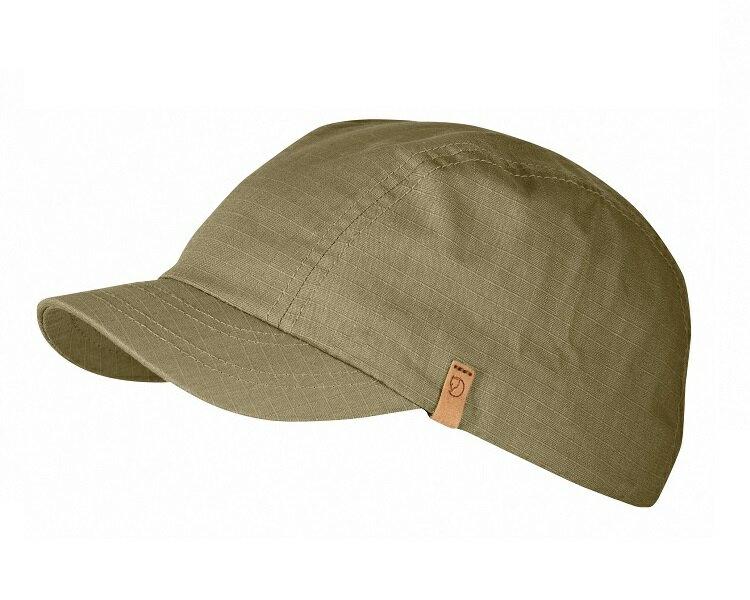 Fjallraven 瑞典北極狐 復古鴨舌帽/棒球帽/軍裝遮陽帽 Abisko G1000 Lite 77271 218 軟木