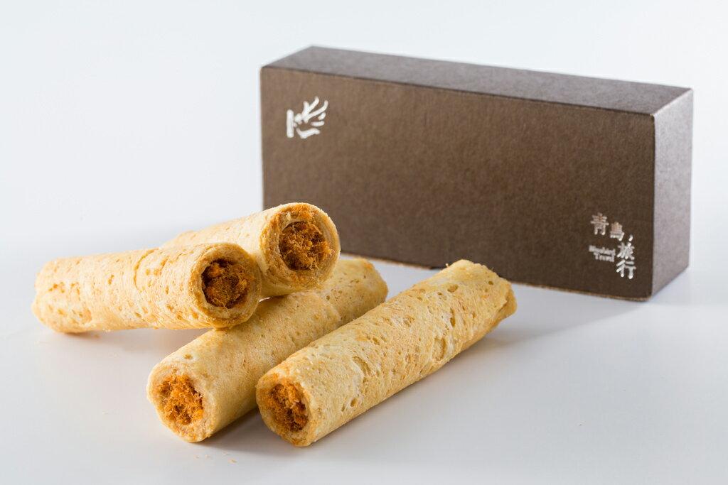 【青鳥旅行】肉鬆蛋捲 精美小禮盒(2入 / 盒) 免飛港澳、展場熱銷 1