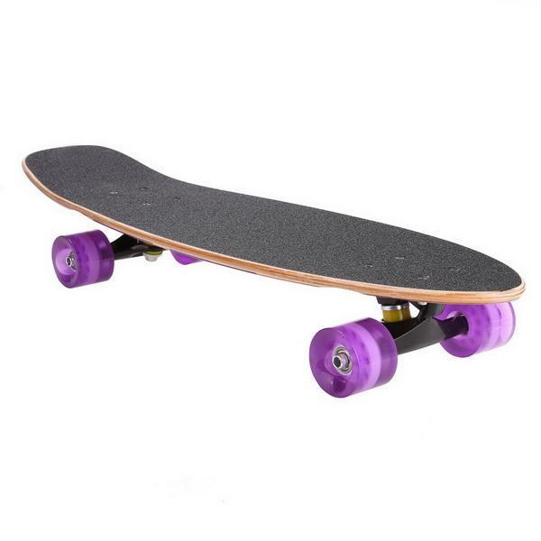 27inch Wooden Cruiser Style Skateboard Deck Skate Board 4