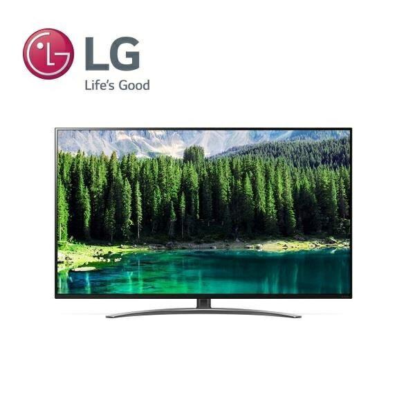 (含桌上安裝)LG 55型一奈米4K物聯網電視 55SM8600PWA - 限時優惠好康折扣