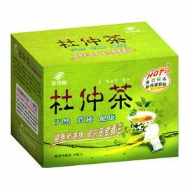 港香蘭 杜仲茶 20包入 [橘子藥美麗]