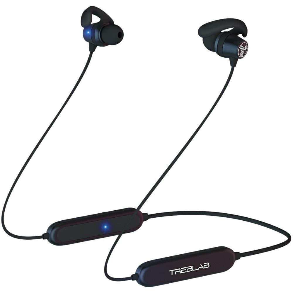 Treblab treblab n8 bluetooth headphones wireless neckband headset treblab n8 bluetooth headphones wireless neckband headset earbuds magnetic sports headphones with mic for reheart Choice Image