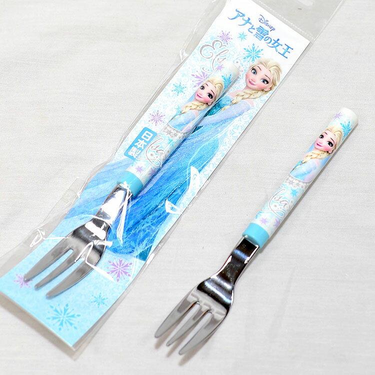 叉子 製 冰雪奇緣 艾莎 迪士尼  限定