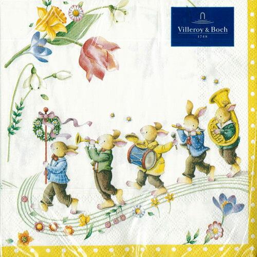 迎春之歌(V&B聯名款)-德國IHR餐巾紙(33x33cm)