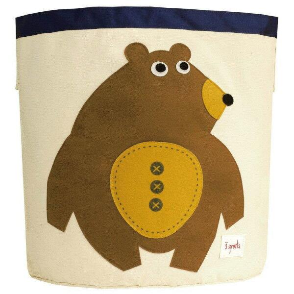【 貨】加拿大3 Sprouts 收納籃~熊寶貝