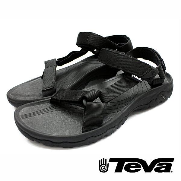 ~TEVA 8折 │全店 ~~TEVA 男 緹花織帶涼鞋 Hurricane XLT 黑~