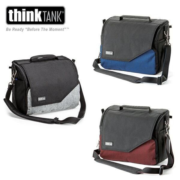 ◎相機專家◎ThinkTankMirrorlessMover30i微單眼側背包1機4鏡TTP674公司貨