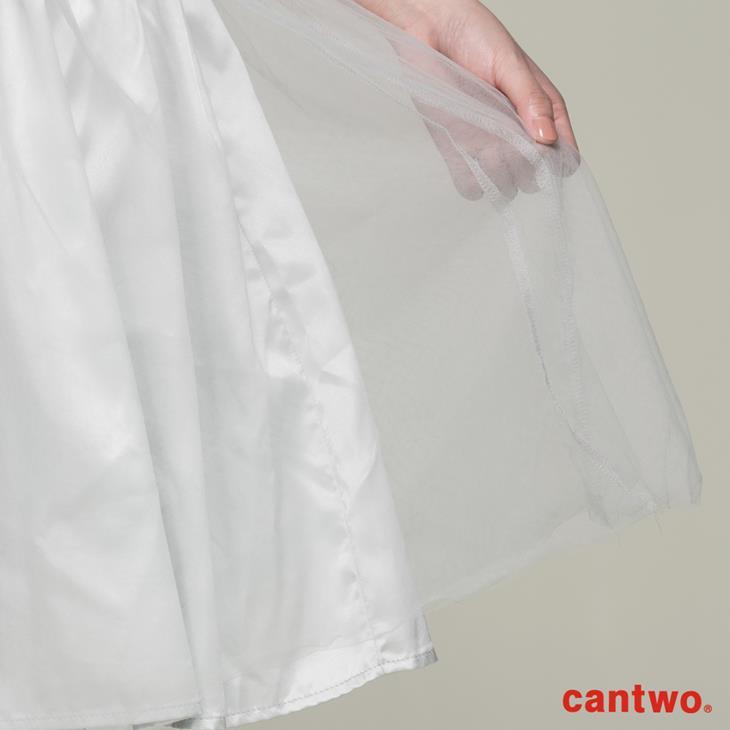 cantwo滿版印花針織洋裝(共二色) 5