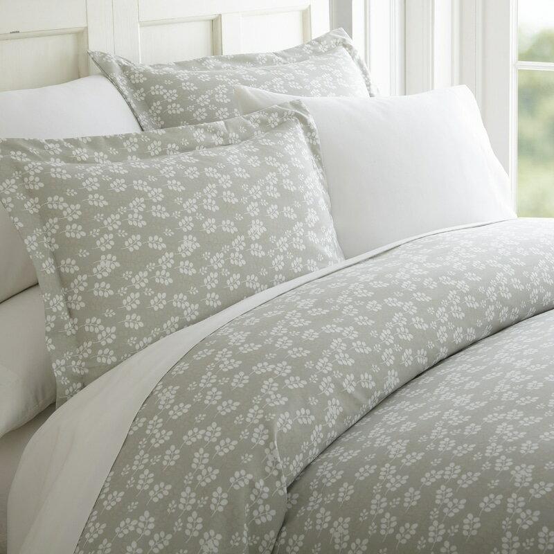 Premium Ultra Soft The Home Collection 3 Piece Premium Duvet Cover Set