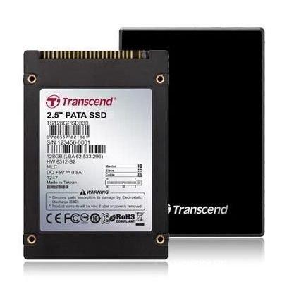 【新風尚潮流】創見 固態硬碟 SSD 128G 2.5吋IDE介面 TS128GPSD330