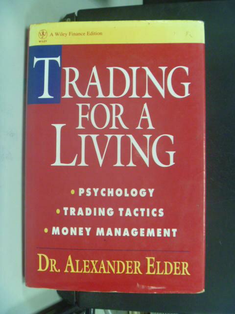 ~書寶 書T8/財經企管_NIP~Trading for a Living_Alexand