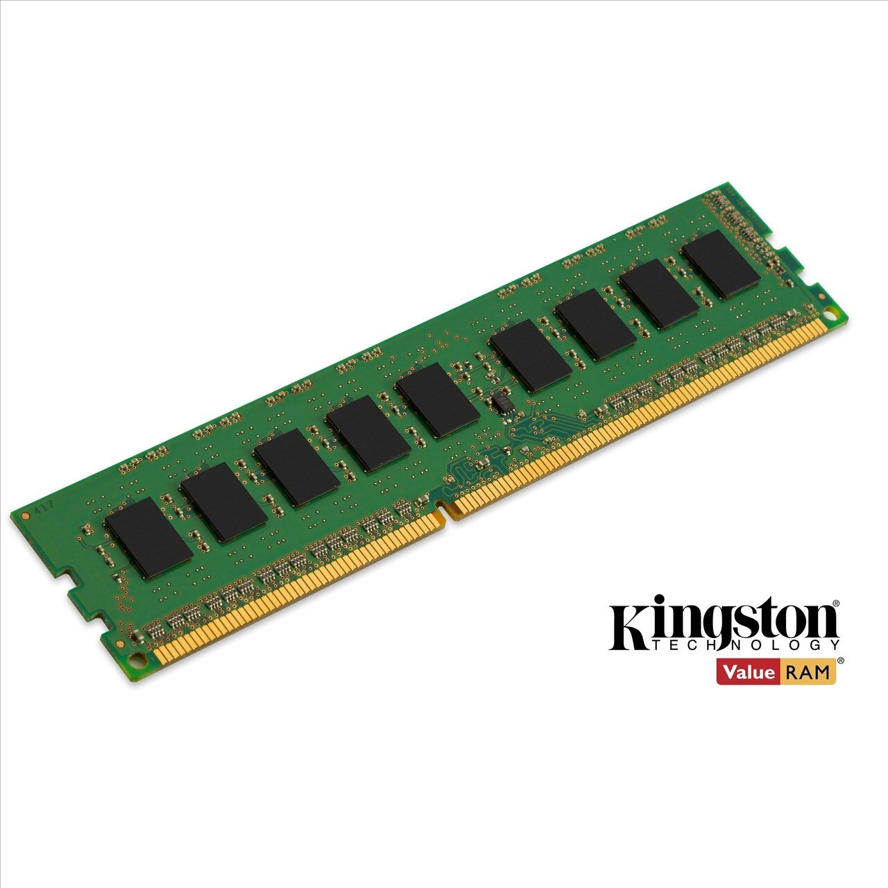 *╯新風尚潮流╭* 金士頓伺服器記憶體 4G 4GB DDR3-1600 ECC 終身保固 KVR16E11S8/4