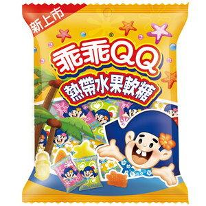 乖乖 QQ 熱帶水果軟糖 經濟包 190g