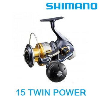 漁拓釣具15 TWIN POWER SW 6000HG 6000PG