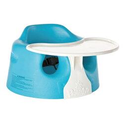 南非BUMBO 幫寶椅+餐盤/餐椅/幫寶椅/安全椅-藍色