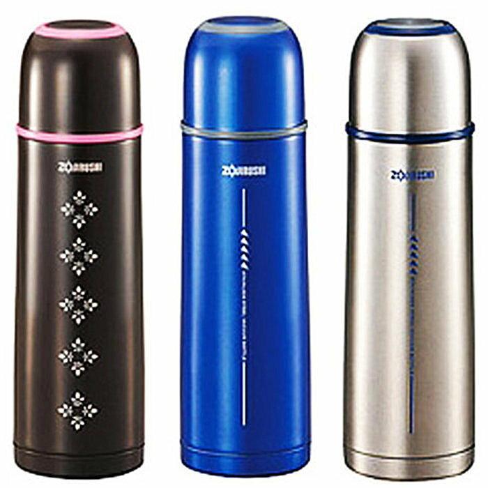 【酷創意】ZOJIRUSHI象印500ML不鏽鋼真空保溫瓶 不銹鋼真空保溫杯(SV-GG50)