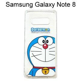 哆啦A夢空壓氣墊軟殼[大臉]SamsungGalaxyNote8N950FD(6.3吋)小叮噹【正版授權】