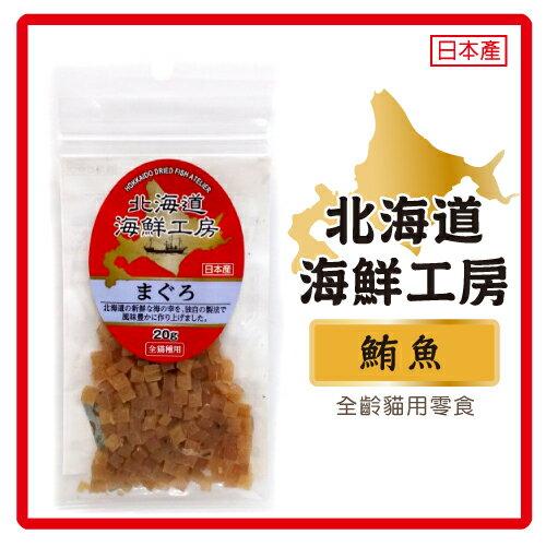 ~力奇~北海道海鮮工房 貓咪零食~鮪魚^(CS~1163^) 20g ~110元 可超取^