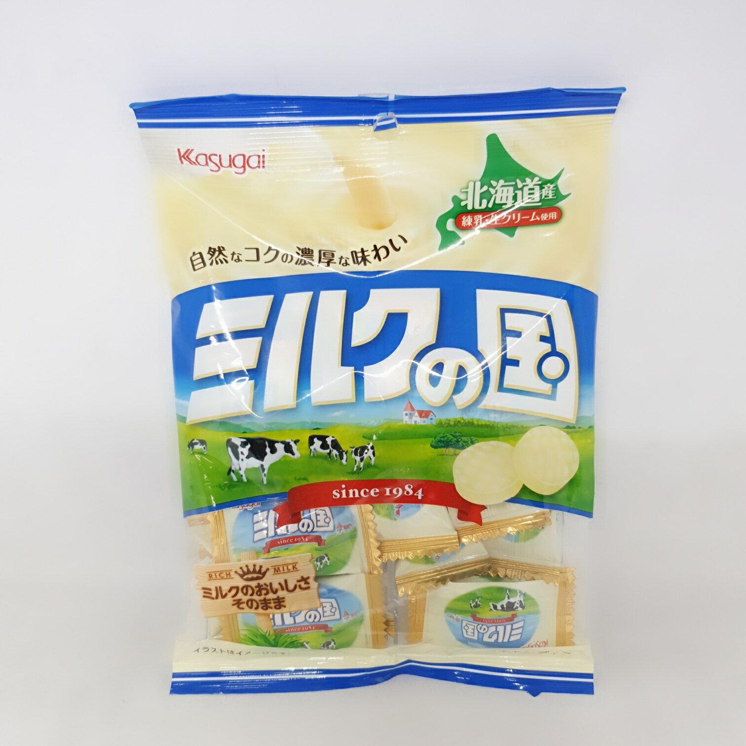 春日井北海道牛奶糖-98g包