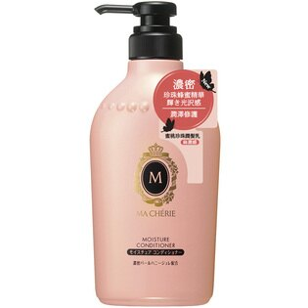 瑪宣妮 蜜桃珍珠潤髮乳(絲潤感) 450ml