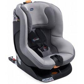 【淘氣寶寶●加贈寶寶嬰兒鞋架】ChiccoOasys1Isofix安全汽座優雅灰【公司貨】