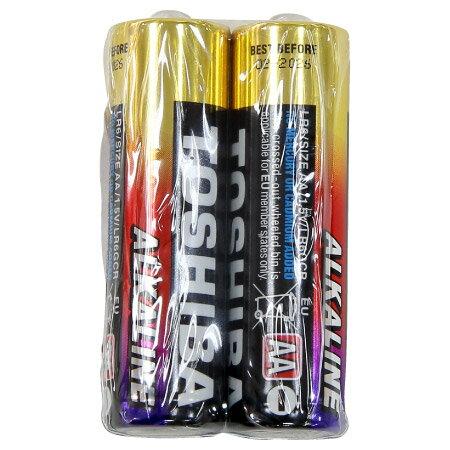 TOSHIBA 3號鹼性電池 2入 NITORI宜得利家居