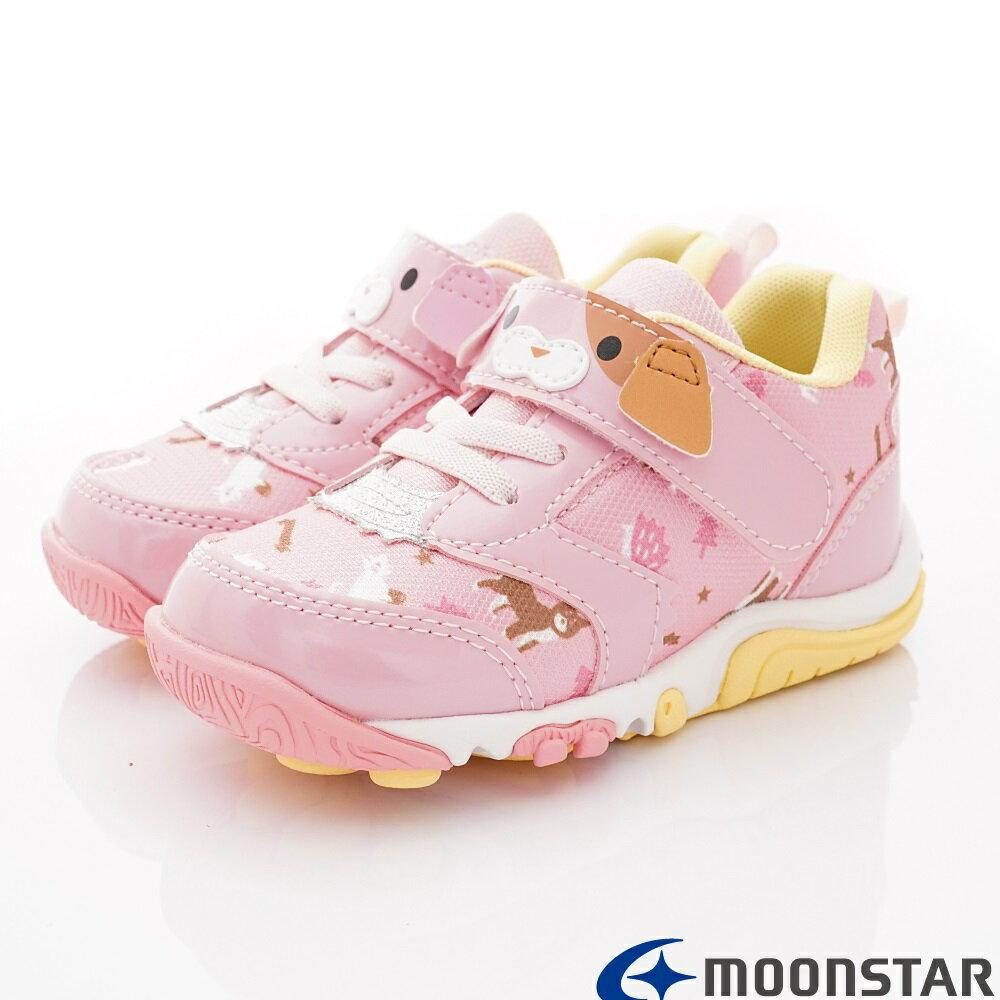 日本Carrot 速乾機能鞋款 CRC22614 粉(中小童段) 0
