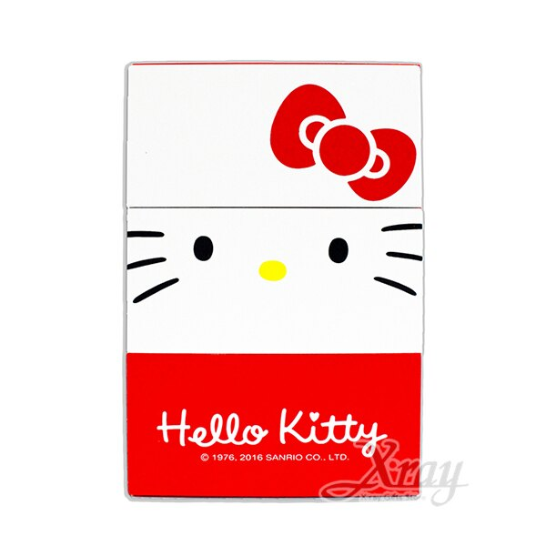 X射線【C381909】HelloKitty 大臉二抽盒,置物櫃/收納櫃/收納盒/抽屜收納盒/木製櫃/木製收納櫃/收納箱/桌上收納盒
