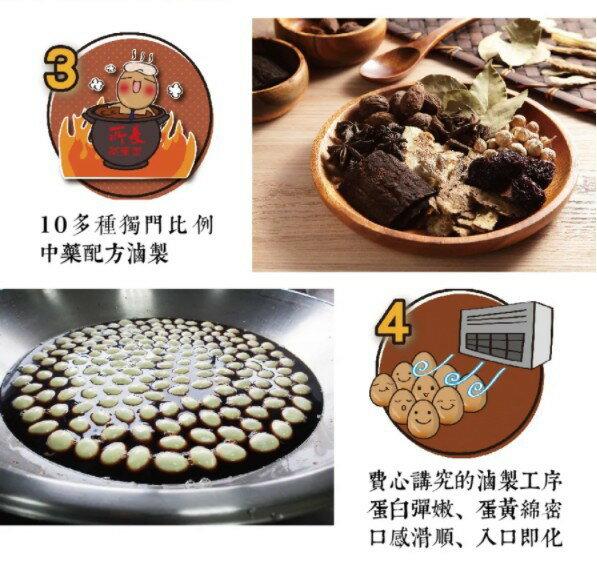 台南 所長茶葉蛋(原味-10顆 / 包) [大買家] 6