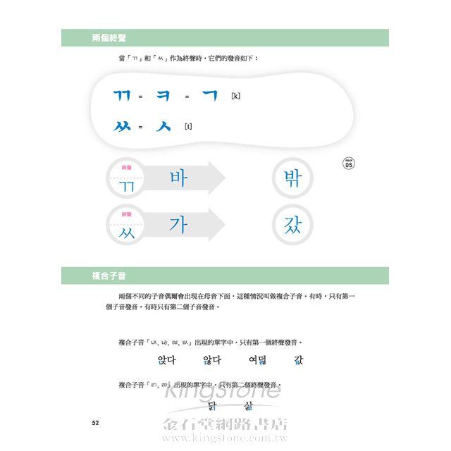 我的第一本韓語課本(附MP3) 3