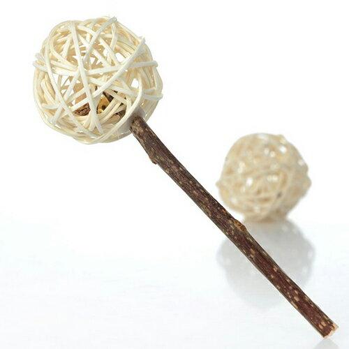 【小樂寵】木天蓼球鈴鐺棒棒糖玩具