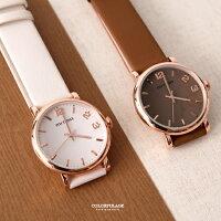 情人對錶推薦到手錶 玫瑰金框多色腕錶 姐妹 朋友對錶 柒彩年代【NE1933】單支就在柒彩年代推薦情人對錶