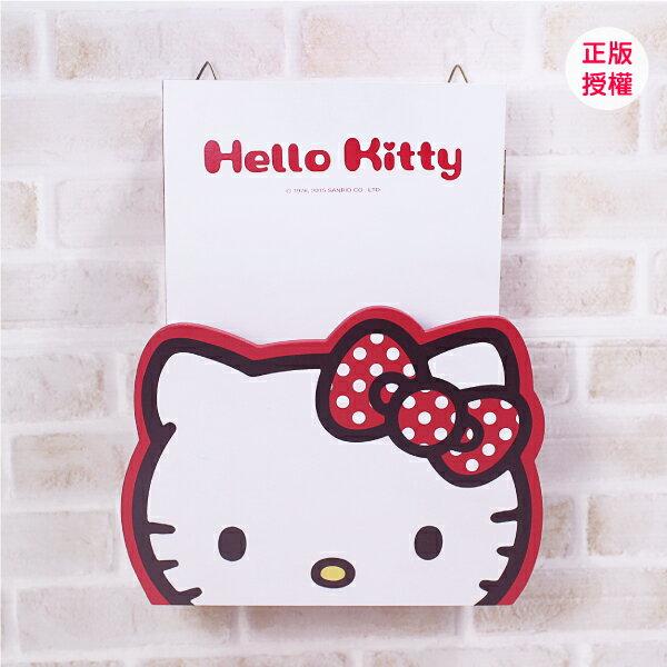 Hello Kitty 鑰匙箱-紅 置物櫃 小物收納 收納 製 三麗鷗 Sanrio 蕾寶 生日 畢業   情人節 聖誕 聖誕節 信箱