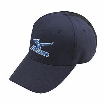 32TW760414 ( 深藍 ) MCLINE 新透氣棉布 運動帽 【美津濃MIZUNO】 0