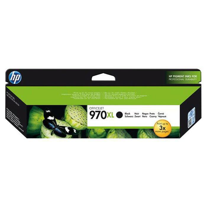HP 970XL黑色高容量墨水匣 (CN625AA) 適用X551dw/X451dw/X476dw/X576dw
