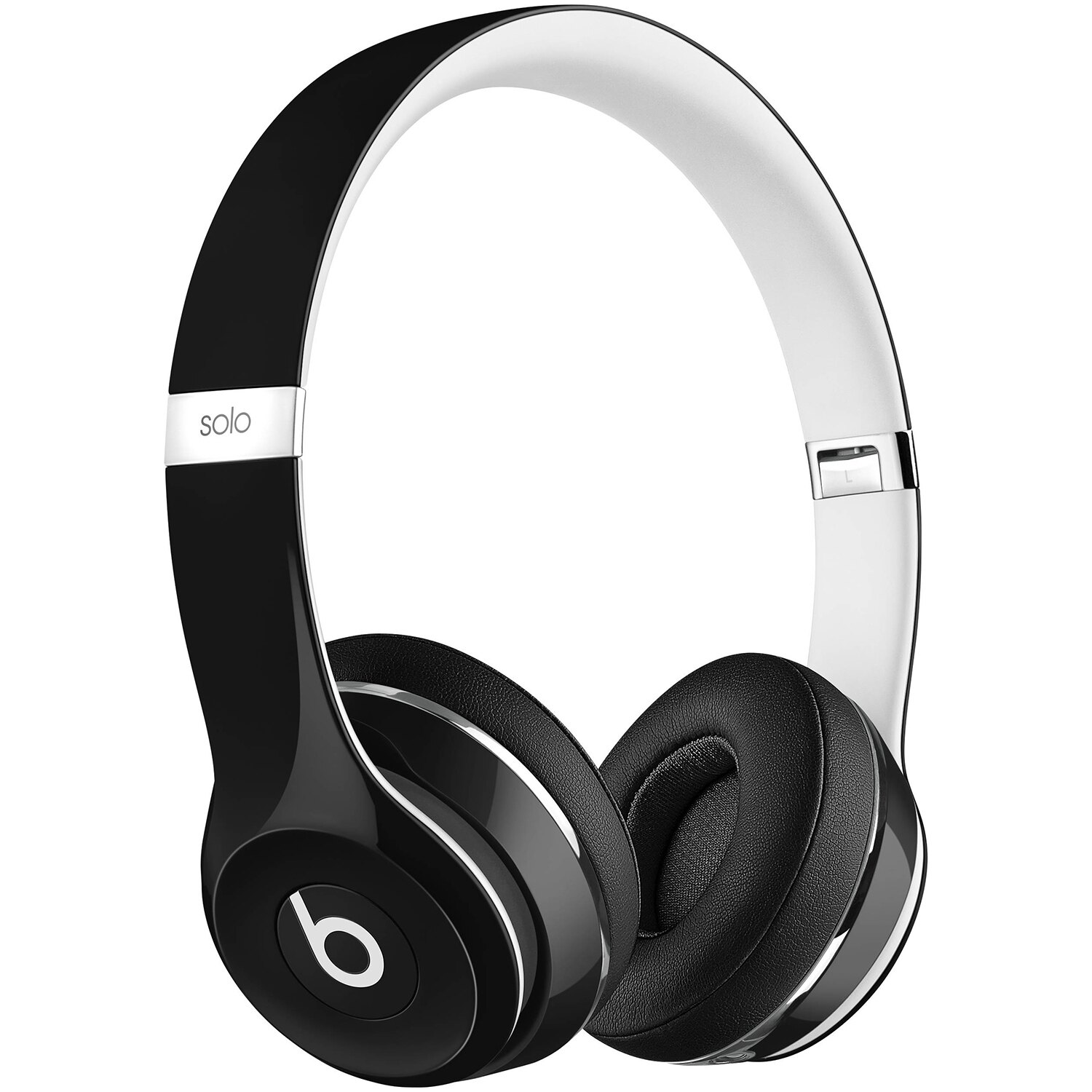 Beats by Dr. Dre Solo2 Luxe Edition On-Ear Foldable Stereo Headphones - Black 0
