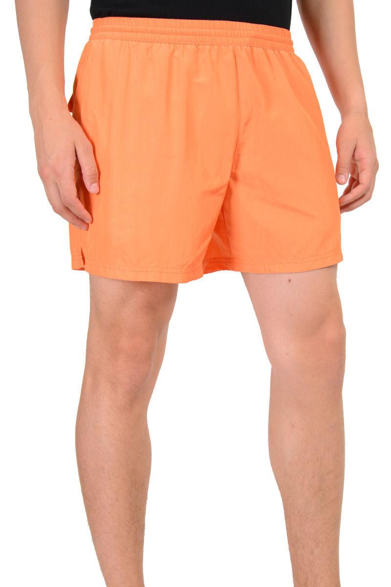 9be0b5d5 ONE MODA: Emporio Armani Men's Orange Swim Board Shorts Size US M IT ...
