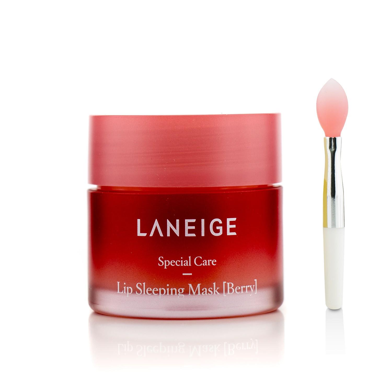 蘭芝 Laneige - 睡美人極萃滋養晚安唇膜 - 甜莓(限量版)