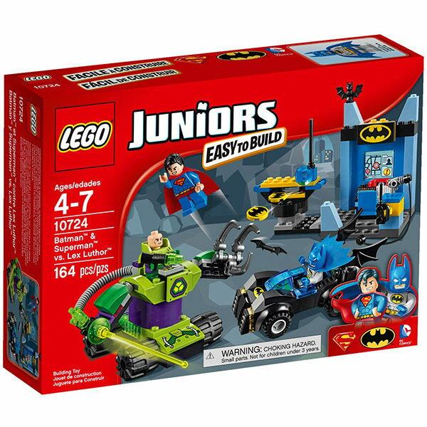 ~LEGO 樂高積木~Juniors 系列 ~ 蝙蝠俠  超人 vs 雷克斯 LT~107